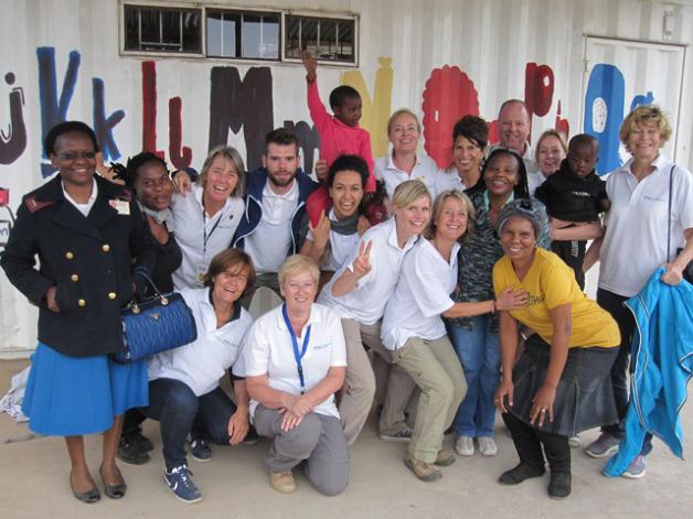 MCC missie Zuid-Afrika Letcee 2016
