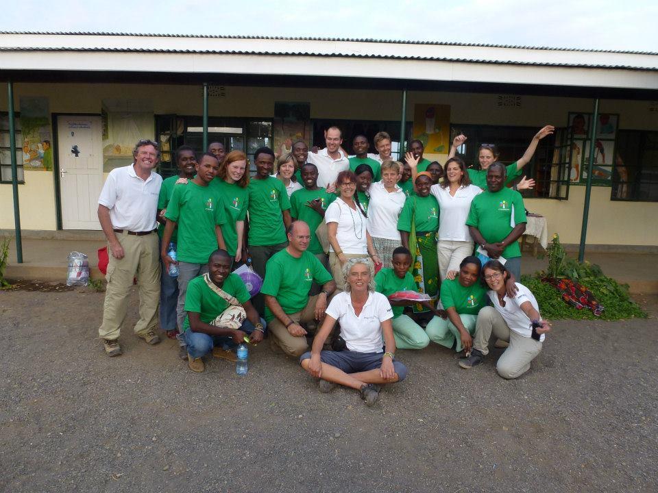 MCC Team Tanzania 2016
