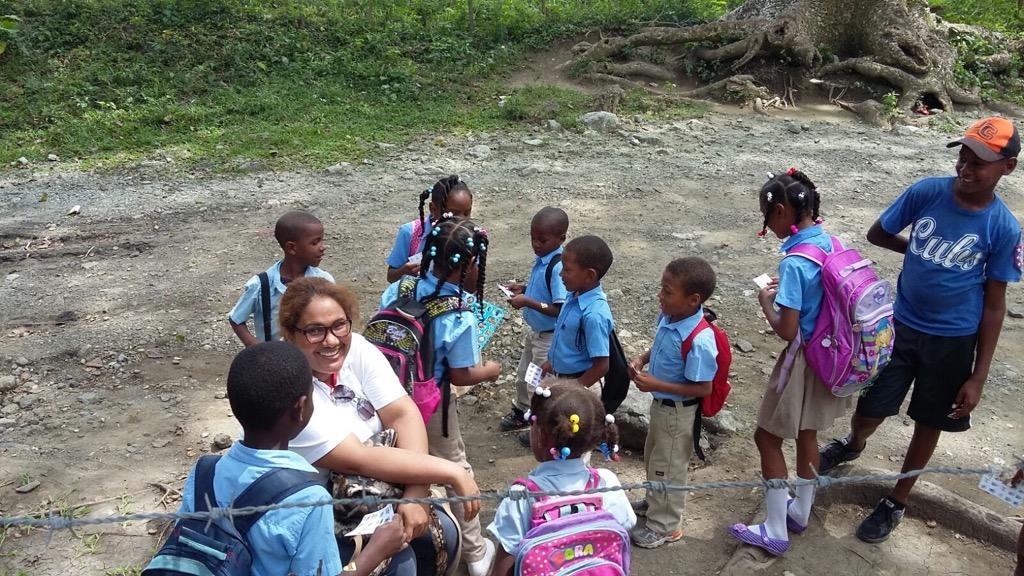 Dominicaanse Republiek 2017