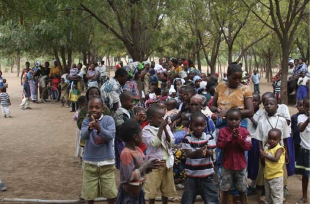 Tanzania Mtakuja 2010