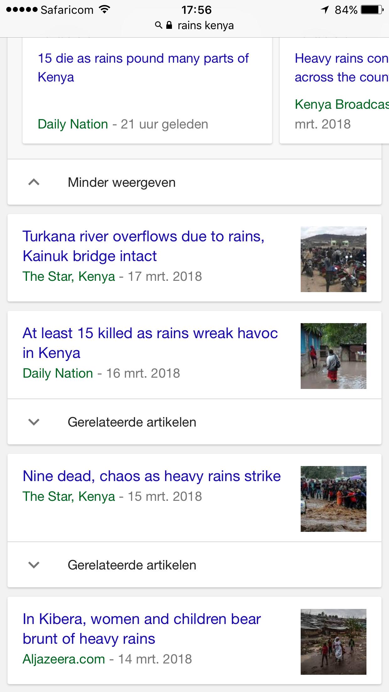 Kenia Nairobi 2018